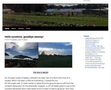 UGArden Intern Blog
